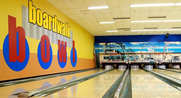 Boardwalk Bowl Entertainment Center Today S Orlando