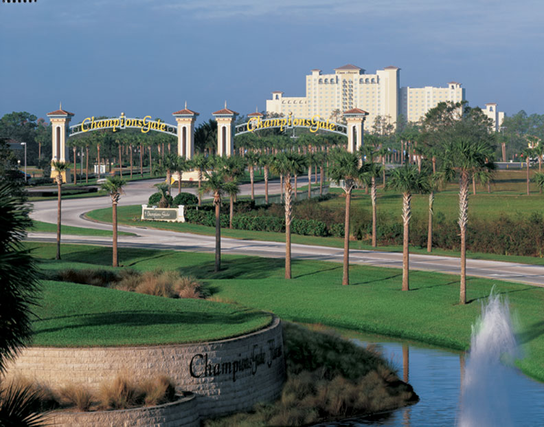 Championsgate Golf Club Today S Orlando