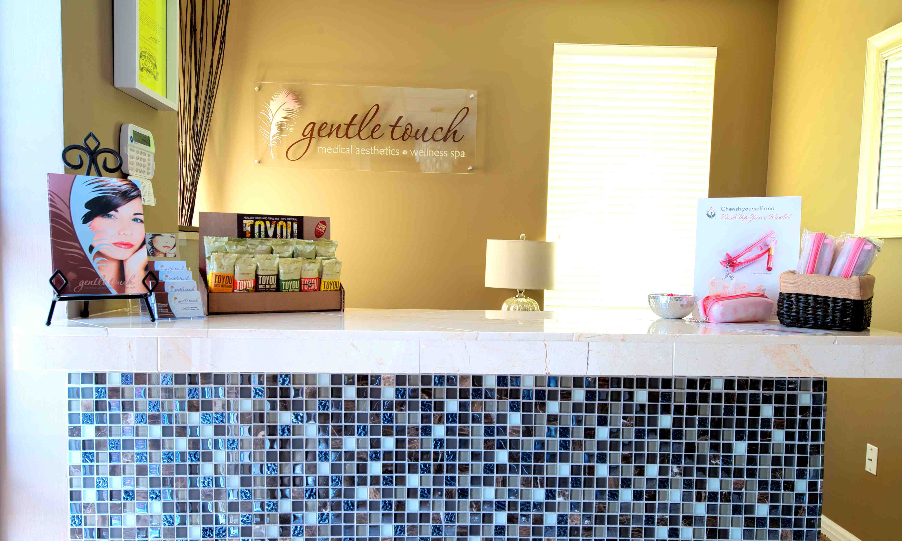 Gentle touch medical aesthetics wellness spa today 39 s for A gentle touch salon