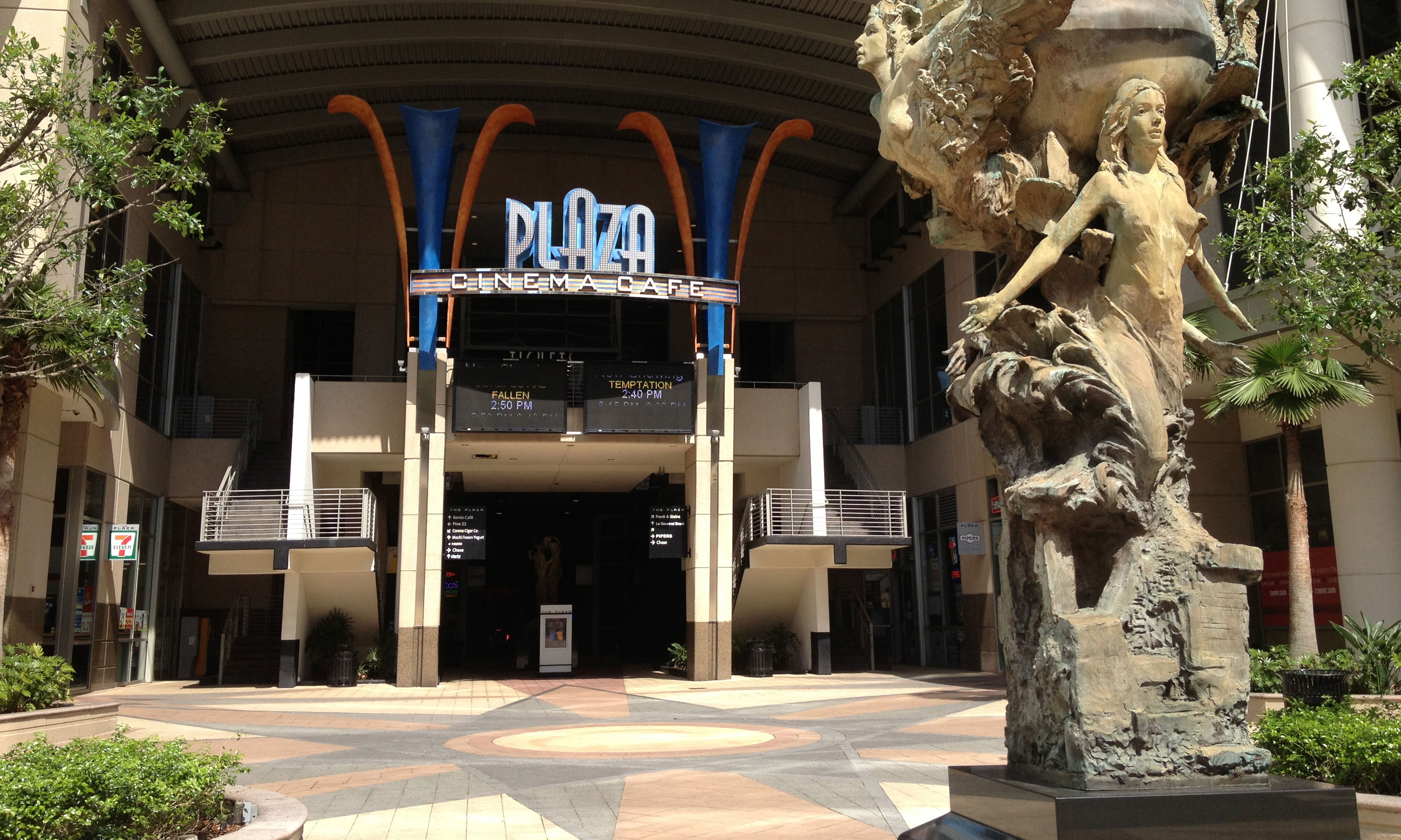 Cobb Plaza Cinema Cafe 12 Today S Orlando