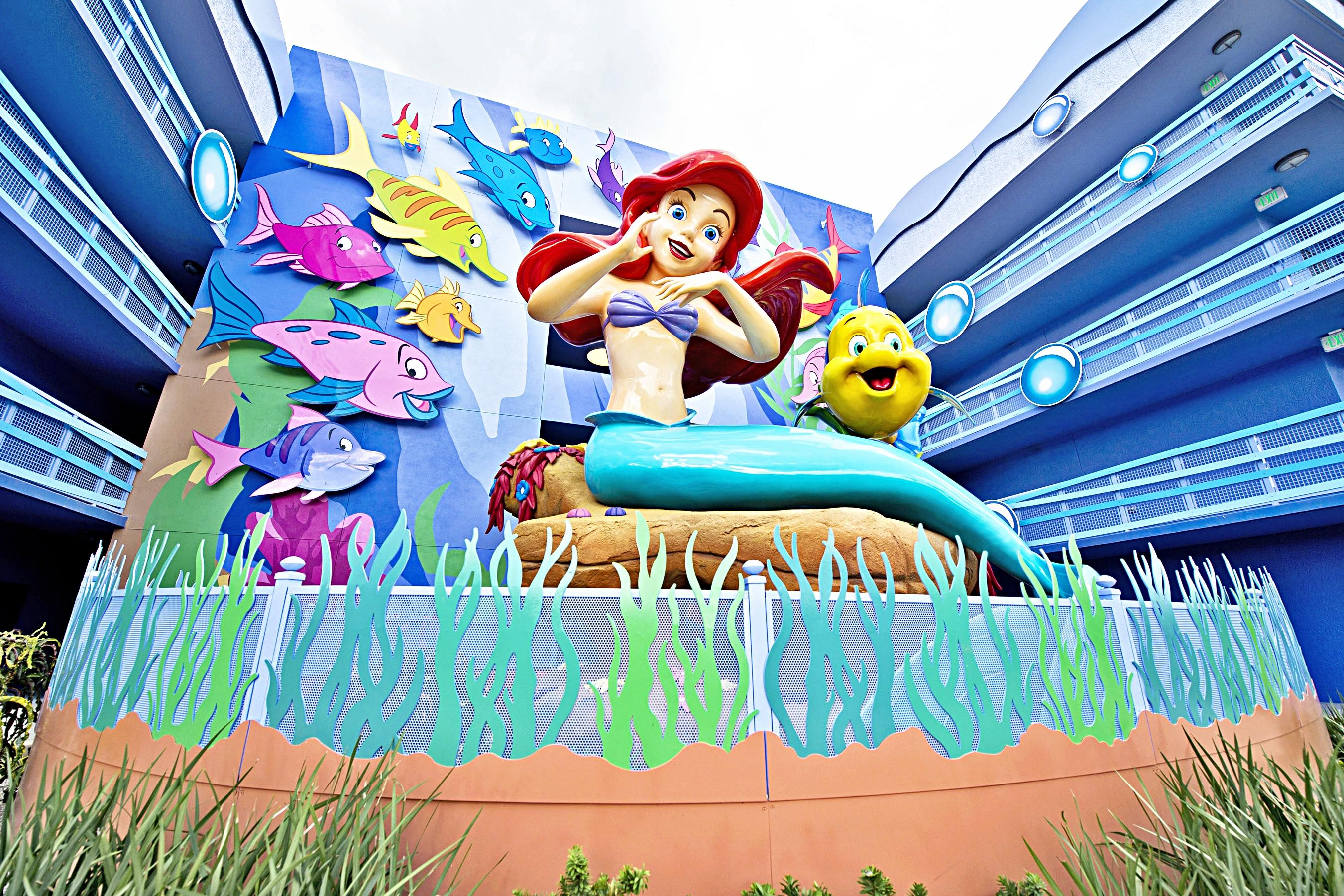 Disney S Art Of Animation Resort Today S Orlando