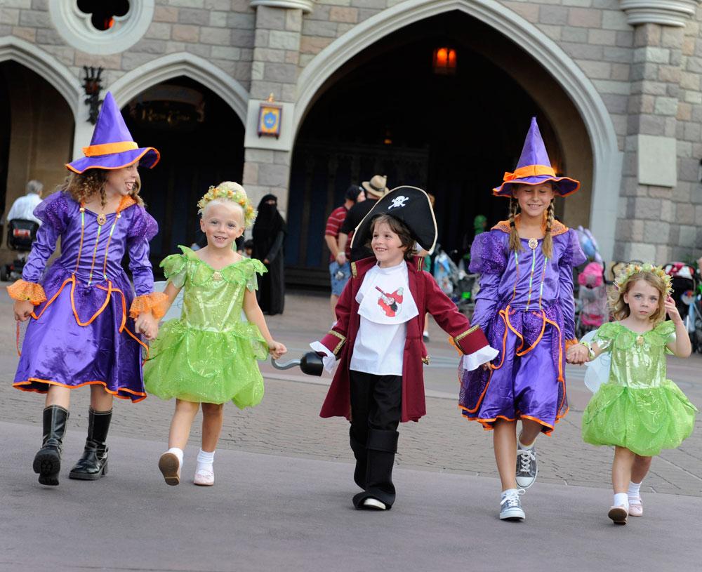 Mickey's Not-So-Scary Halloween Party | Today's Orlando