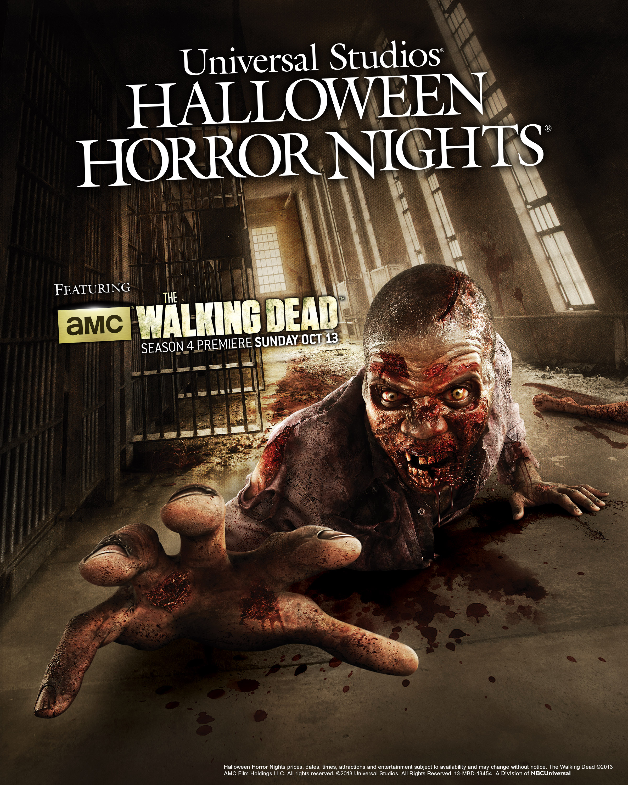 halloween horror nights 23 turns universal studios florida - Halloween Horror Nights In Orlando Florida