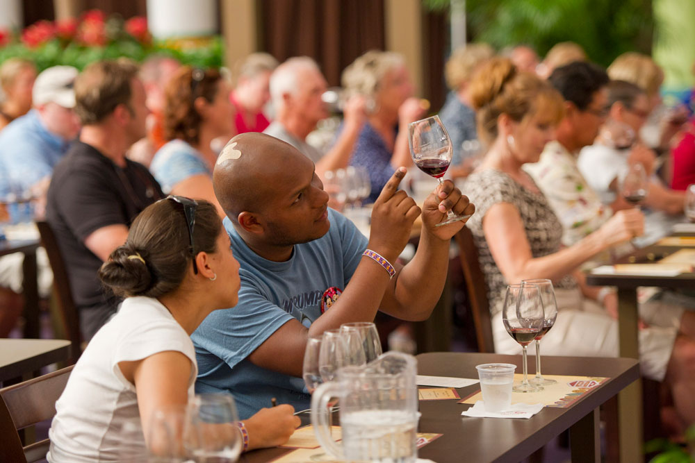 Food And Wine Festival Seminars
