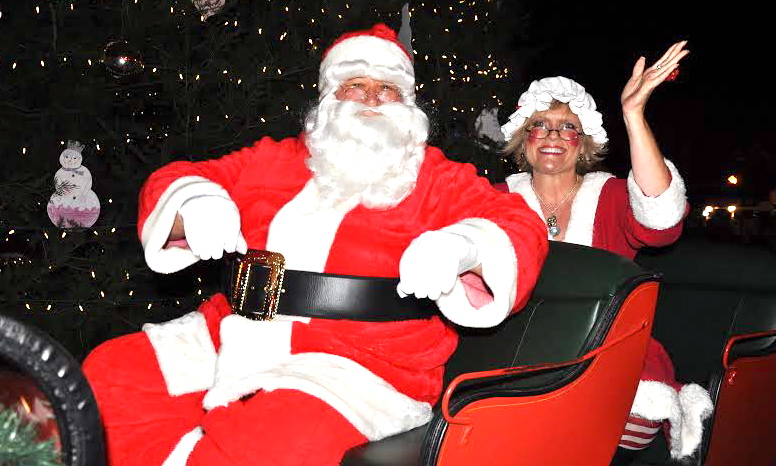 Santa Claus Is Coming To Town Today S Orlando