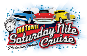 Saturday Classic Car Cruise Todays Orlando - Old town car show