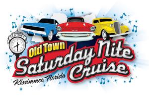 Saturday Classic Car Cruise Todays Orlando - Kissimmee car show