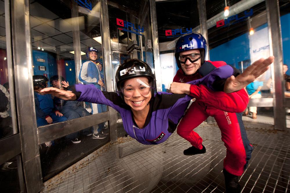 Ifly Orlando Indoor Skydiving Today S Orlando