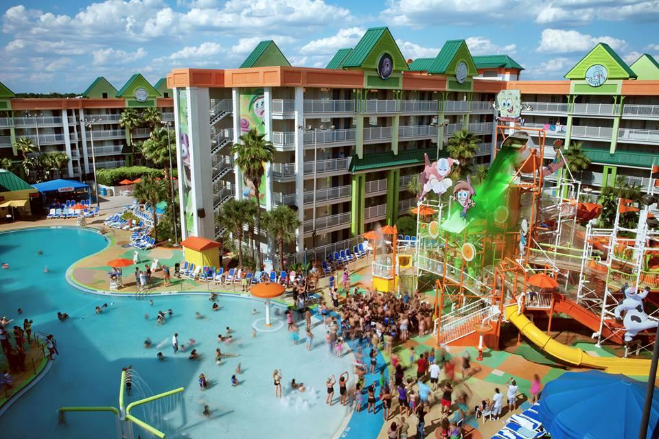 Nickelodeon Suites Resort Today S Orlando