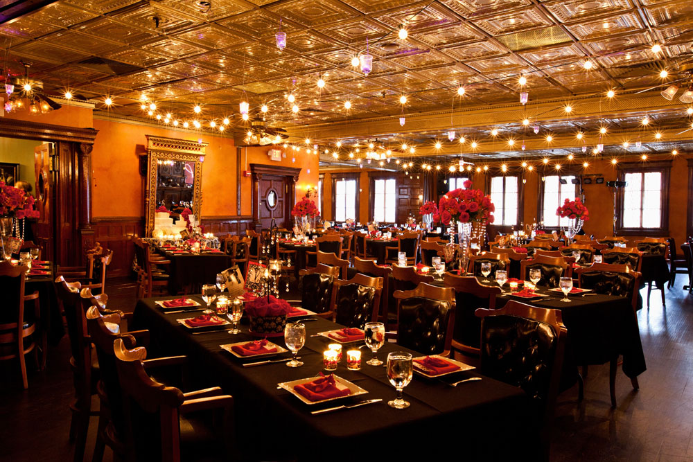 Ceviche tapas bar and restaurant today 39 s orlando for Best private dining rooms orlando