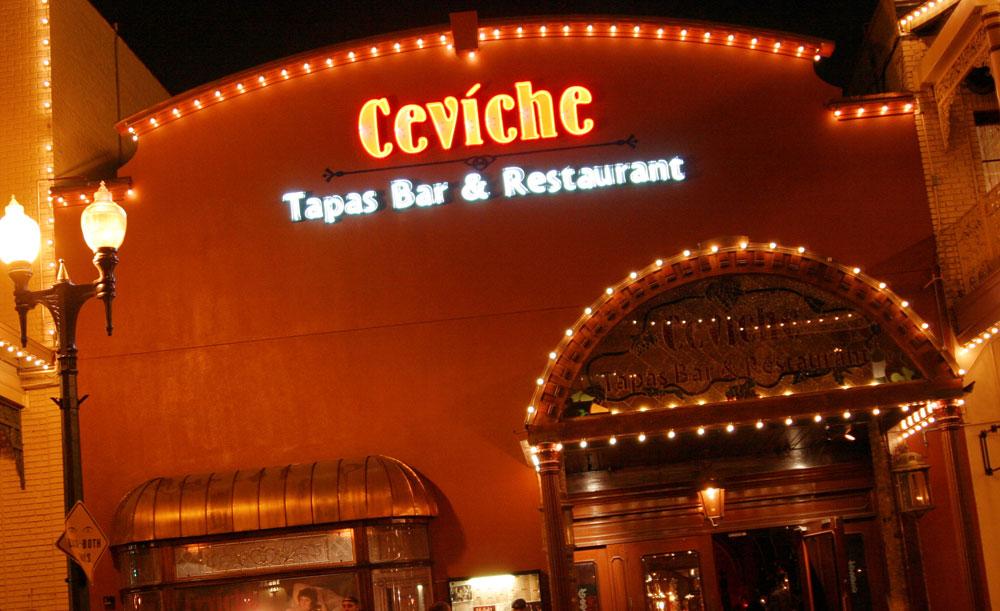 Downtown Ceviche Tapas Bar And Restaurant Todays Orlando