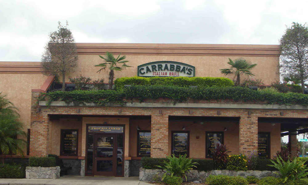 Nov 18,  · Carrabba's, Orlando: See unbiased reviews of Carrabba's, rated 4 of 5 on TripAdvisor and ranked # of 3, restaurants in Orlando.4/4().