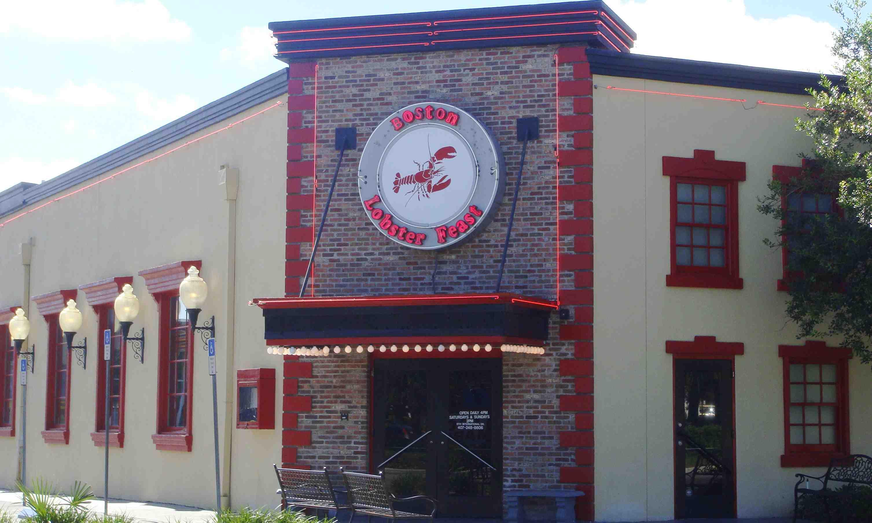 Lobster Feast Restaurant In Orlando Fl