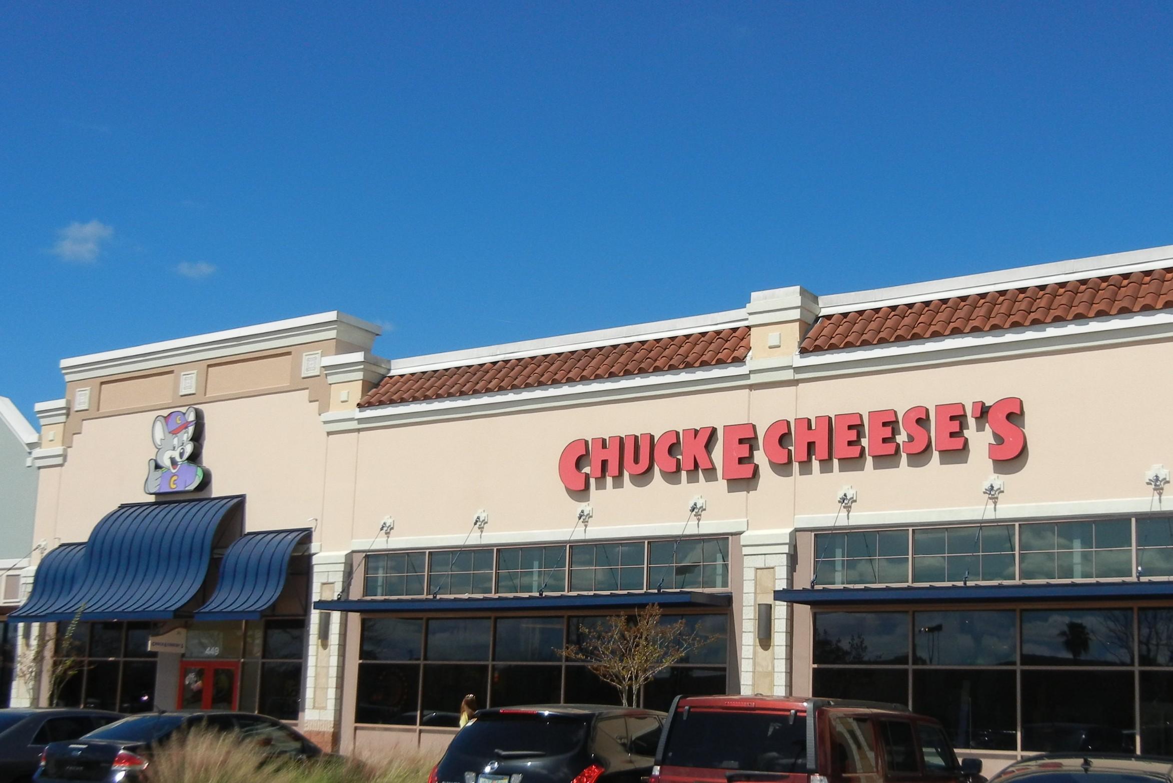Chuck E Cheese S Today S Orlando