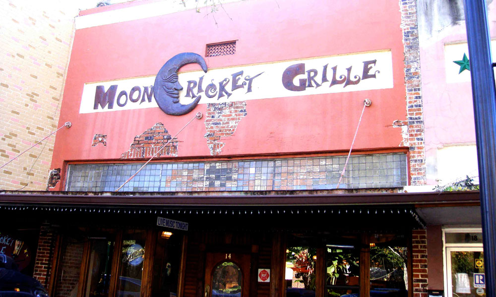 Moon Cricket Grille Today 39 S Orlando
