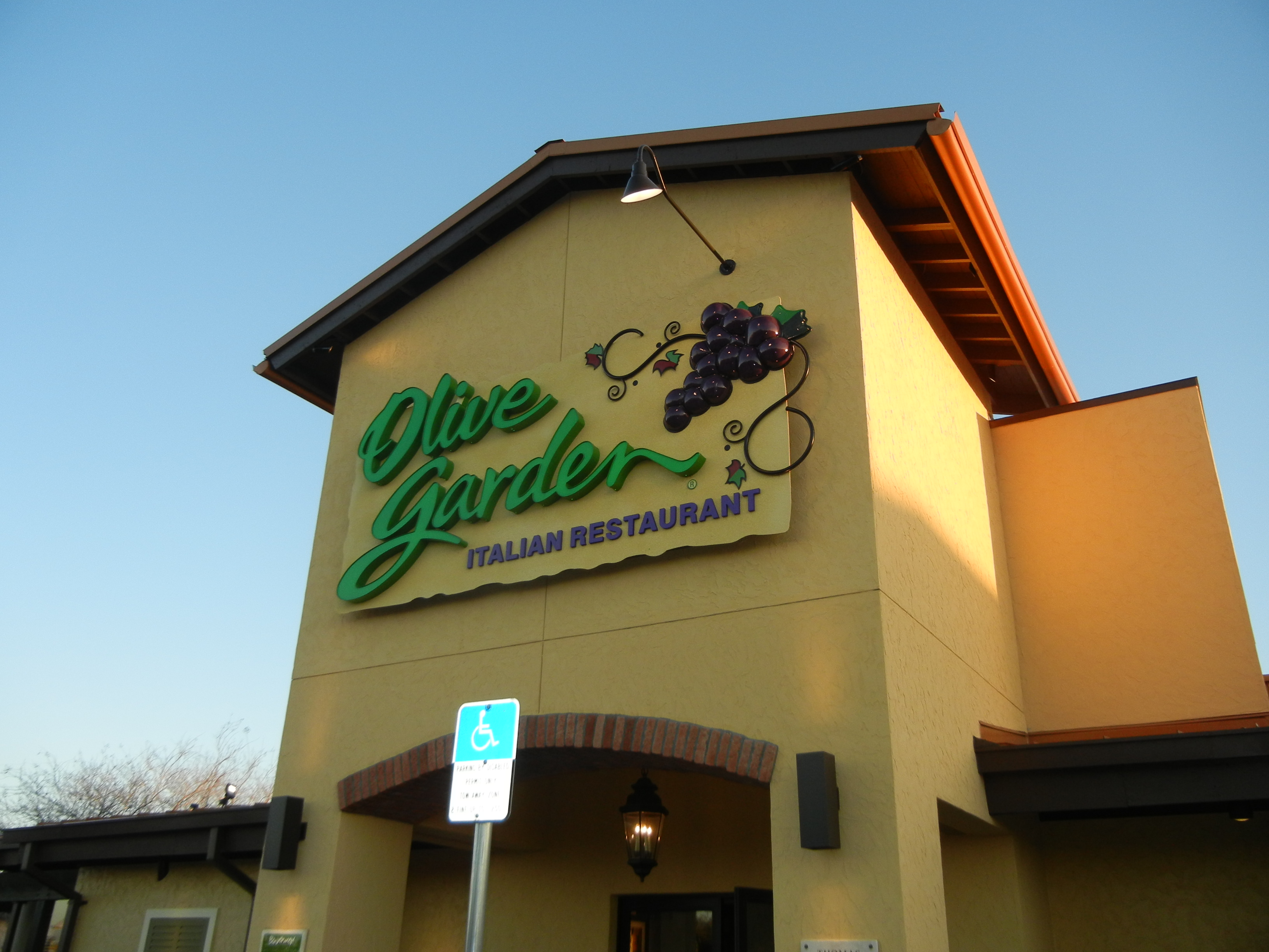 Olive Garden Waterford Lakes Today 39 S Orlando