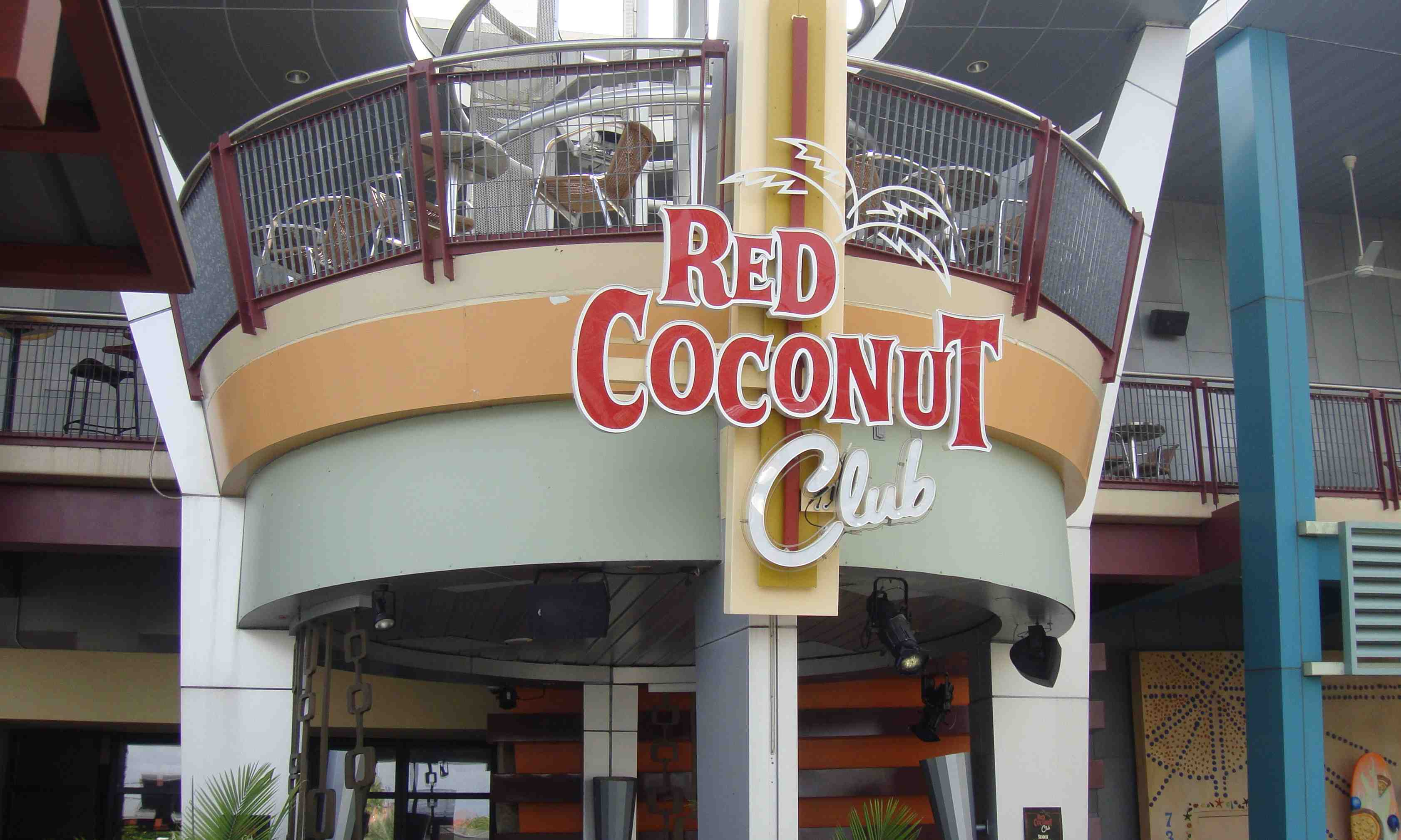 Red Coconut Club Today S Orlando
