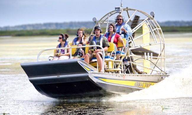 Orlando Airboat Eco Tours