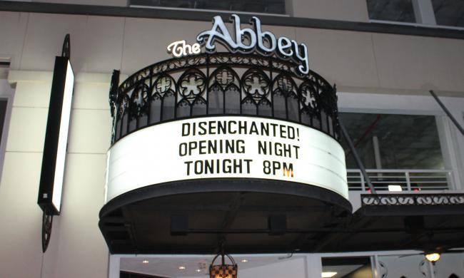 Disenchanted! runs at The Abbey through Oct. 27.