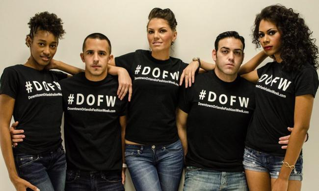 Downtown Orlando Fashion Week will be held Nov. 3-9, 2013.