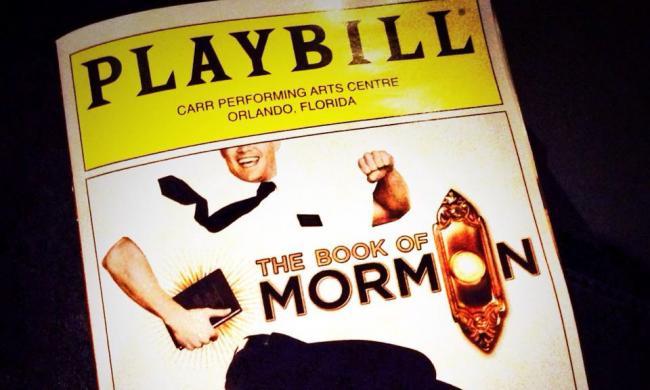 The Book of Mormon runs at Bob Carr Performing Arts Centre through Nov. 10.