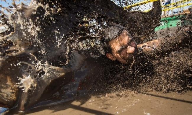 Mud Mingle Orlando is Jan. 25 in Sorrento, Fla.