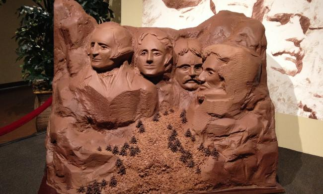 See chocolate sculptures, make your own chocolate, or simply enjoy eating and drinking chocolate.
