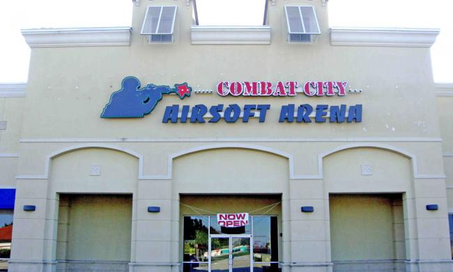 Combat City Airsoft Arena International Drive Today S