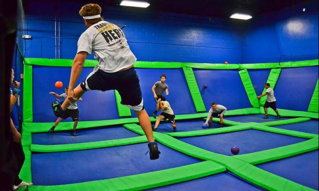 Airheads Trampoline Arena Today S Orlando