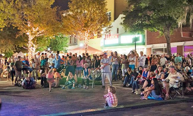Winter Garden Music Fest Today 39 S Orlando