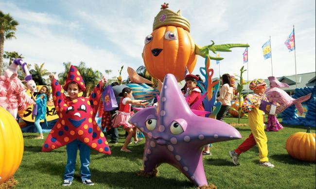 Halloween Spooktacular Seaworld.Seaworld S Halloween Spooktacular Today S Orlando