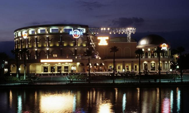 Hard Rock Cafe Orlando Performances