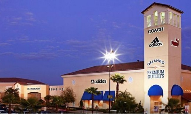 Shop until you drop at Orlando Premium Outlets — Vineland.