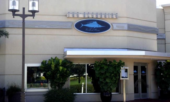Oceanaire Seafood Room Today S Orlando