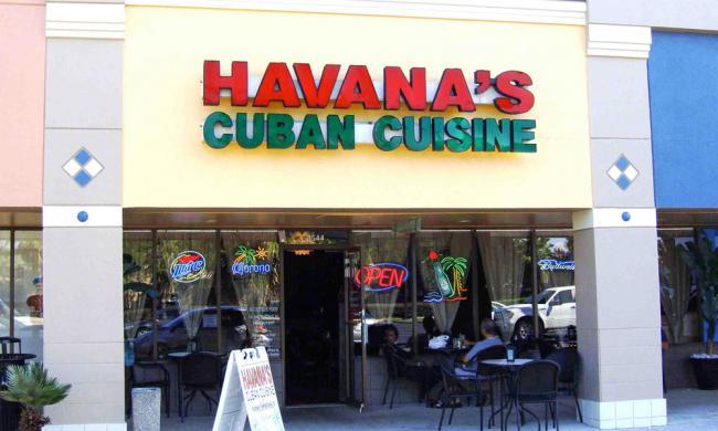 Havana S Cafe Cuban Cuisine