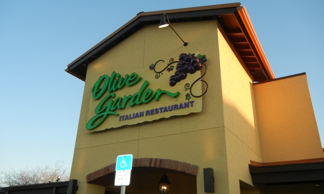 Olive Garden U2014 Waterford Lakes