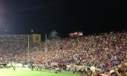 More than 20,800 fans watch as the Orlando City Soccer Club wins the USL PRO Championship in Orlando.