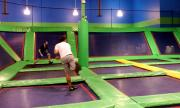 Rebounderz on International Drive hosts dodgeball tournaments.