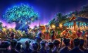 Avatar Land concept rendering. Image courtesy of Disney Parks Blog.