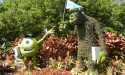 Mike & Sulley's Monstrous Garden inside Disney/Pixar's Monstrous Playground.