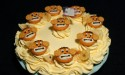 Banana Pie with Monkey Faces