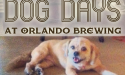 Drinks a beer with happy hour pricing when you bring your dog to Orlando Brewing.
