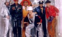 The Village People along with many other artists will be performing at the Flower and Garden Festival