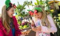 Remember your visit to the Flower and Garden Festival with unique gifts and shopping.