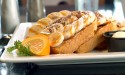 Keke's Breakfast Cafe's Banana, Nut & Caramel French Toast will make your mouth water.