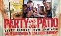 Paty on the Patio offers great deals for spring break visitors.