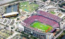 The U.S. Women's National Team faces Brazil at the Florida Citrus Bowl Stadium.