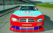 You can drive or ride along in a NASCAR race car that travels up to 120 mph.