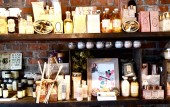 Enjoy beauty products, massage and more at Pure Blends Organic Spa & Apothecary in Winter Park.