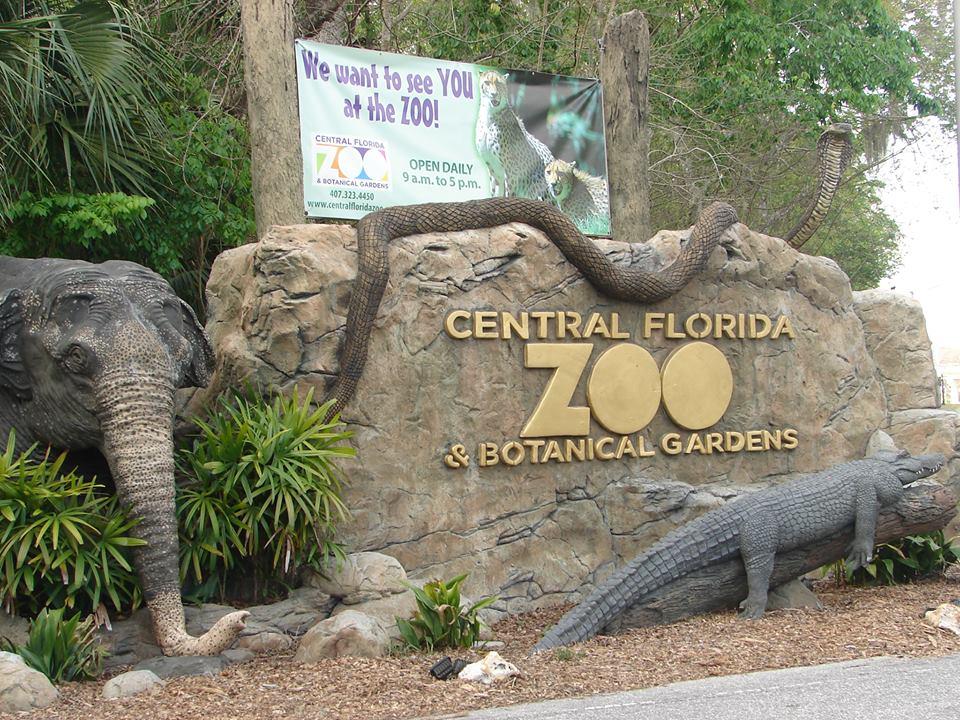 Central Florida Zoo Botanical Gardens Today 39 S Orlando